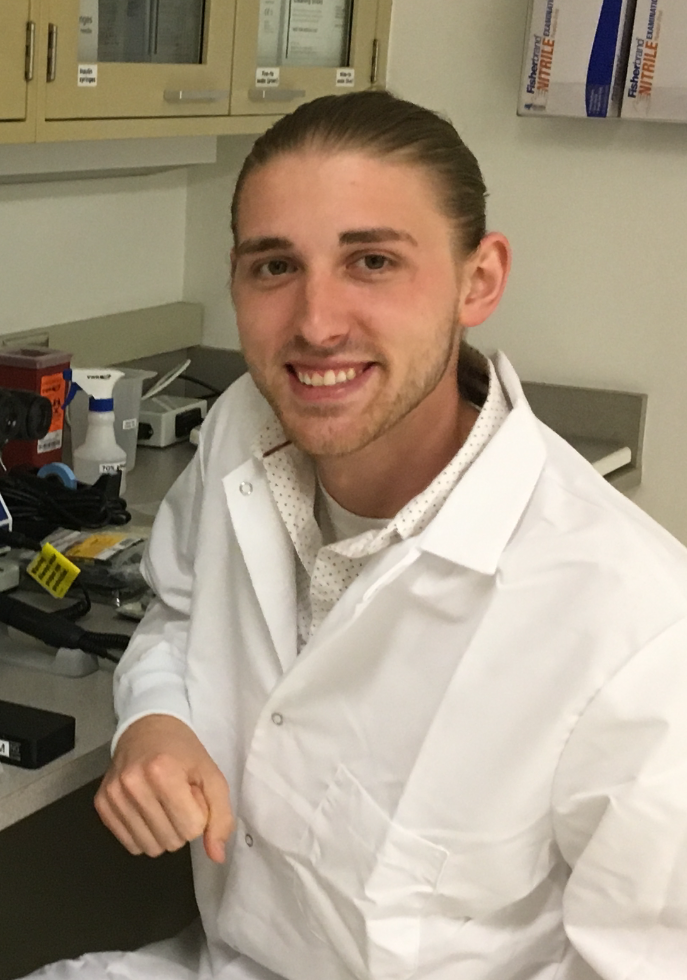 Tyler Nelson (PhD Candidate)