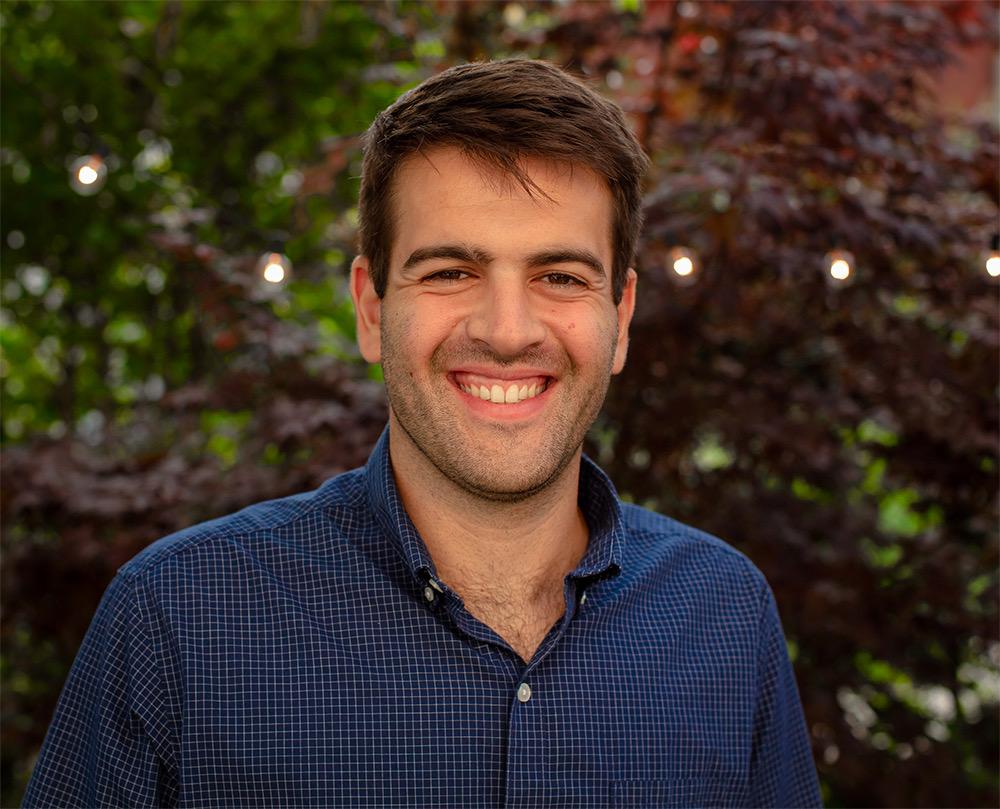 Adam Brandner (Research Technician)